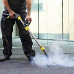Професионална фирма за пране на килими у дома