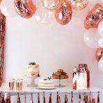 домашна парти декорация